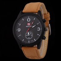 Wholesale Military Monocular - 6 colors brand men watch Military table GUOTE new style men's watches Outdoor sports monocular belt quartz watch