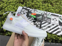 Wholesale Lacing Air Force Ones - Off White Force 1 Ones Shoes Running Shoes For Men, Top Quality Virgil Abloh Low Air Casuals Shoes Sneakers Eur 40-46