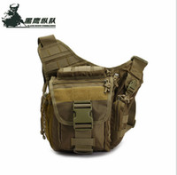 Tactical Messenger Bag Military Molle Camera Bag Outdoor taille Casual fans Paquet Armée Durable Simple Shoulder Bag