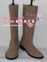 Wholesale Nurarihyon Mago - Wholesale-Nurarihyon no Mago Cosplay Boots shoes #cos0137 Halloween shoes