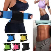 Wholesale Tummy Waist Shapers - Waist Trainer Cincher Control Underbust Shaper Corset Shapewear Body Tummy Shapers