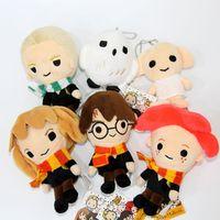 Wholesale owl toys for kids online - Hot Harry Potter Plush Toys Q Version Owl Plush Pendant for Kids Girl Birthday Gifts Toy For Children cm