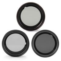 Wholesale Nd4 Neutral Density Filter - ND2 ND4 ND8 Neutral Density Lens Filter for DJI Phantom 4 3 Pro & Adv Camera