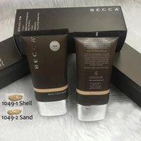 Wholesale Sanding Sticks - New Makeup Becca Foundation Ever Matte Shine Proof Foundation Sand and Shell BB Cream