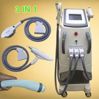 Wholesale Laser Hair Machines For Sale - opt shr laser hair removal for dark skin ipl shr laser skin care facials nd yag elight tattoo removal laser machines sale