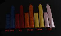 кожаный ремешок оптовых-Натуральная кожа ремешок для часов красочные часы ремни браслет с серебряной застежкой развертывания 16 мм 18 мм 20 мм 22 мм полосы подходят мужские ladys бесплатная доставка