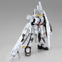 DIY MC Modelo HG003 FA-93HWS V GUNDAM FULL KIT OBTENGA METAL THRUSTER FIGURE JUGUETE COLECCIONABLE
