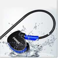 Fonge S500 Sports Ear Hook Auriculares con cable Stereo 3.5mm Jack In Ear Auriculares universales MP3 MP4 y Android teléfono móvil con paquete al por menor
