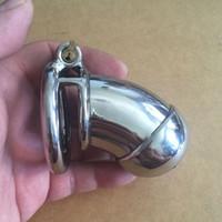 dispositif urétral à verrouillage bdsm achat en gros de-Dispositifs de chasteté Chasteté urétrale mâle BDSM Nouveau mâle Dispositif CB