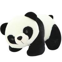Wholesale Panda Bear Birthday - Birthday Gifts Panda Baby Plush Toys 20CM 30CM 40CM 50CM 70CM 90CM Stuffed Panda Dolls Best Gifts Panda Bear Monster Mascot teddy bear