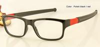 Wholesale Printed Sunglasses - top fashion brand designer men women sunglasses frames optical sports eyeglasses frame top quality OX8034 in box case