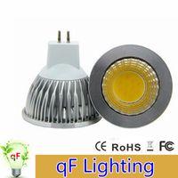 Wholesale 12v Mr16 Bulb Lumen - High lumen MR16 LED spot light 12V 9W 12W 15W COB High power LED lights Bulb Lamp lighting bulbs tubes