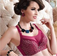 Wholesale 85 B Size Bra - Women Sexy bralette, big size lace underwear Push Up bras,e 80 85 90 95 100 B C D, Intimates Female Bra Tops lingerie