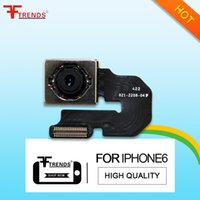 Wholesale Iphone Back Camera Flex - for iPhone 6 Back Camera Flex Cable Ribbon Replacement Repair Parts 6 4.7inch High Quality Dropshipping