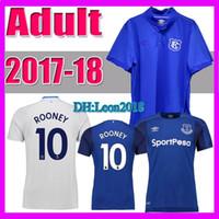Thai quality 2017 2018 Everton soccer jerseys 17 18 ROONEY MIRALLAS BARKLEY  HOME AWAY football jersey shirt 33e2b23c2
