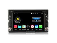 Wholesale Nissan Juke Radio - 6.2'' 2 Din Quad Core Android 5.1.1 Car DVD Player For Nissan Tiida Pathfinder Juke Qashqai Almera X-trail Note Primera