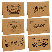Wholesale vintage style greeting cards buy cheap vintage style wholesale vintage style greeting cards diy blessing greeting cards vintage kraft paper thank you card m4hsunfo