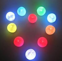 ingrosso ali delle mele-CCX Light-Up Toy Apple Night Light Creativo colorato flash Christmas Eve regalo di Natale Glow Rave Toys 100pcs / lot