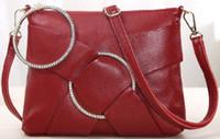Wholesale Dimond Bags - bags lady new arrive original France IT Roma Dimond wallet Togo SG genuine leather handbag women bag Paris purse US EUR tote shoulder
