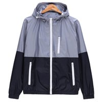 Wholesale jaqueta baseball masculina - Fall-Men Jacket windbreaker jaqueta de masculina mens baseball jackets and coats chaqueta hombre casaco masculino veste homme KLO988