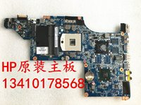 BTX laptop motherboards - 603643 for HP pavilion DV6 DV6T DV6 motherboard with INTEL chipset m
