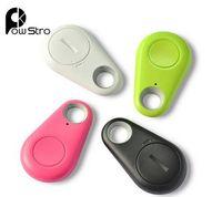 Wholesale Elderly Cell - iTag Wireless Smart Bluetooth 4.0 Anti lost alarm bluetooth Tracker GPS Locator key finder for Child Elderly Pet Phone Car Lost Reminder