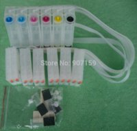 Wholesale Ciss Ink Cartridge For Epson - Free shipping CISS bulk ink system for Epson PP100 PP-100 discproducer printer Ink Cartridges Cheap Ink Cartridges