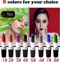 Wholesale Cosplay Makeup - Waterproof Vampire Lipstick Beauty Makeup Cosmetics Easy to Use Long Lasting Moisturizer Nutritious Make Up Lip Balm Lipstick Cosplay