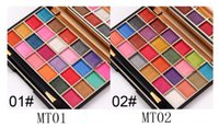 Miss Rose 24 Colori Shimmer matte Eyeshadow Palette Professional Eye Shadow Makeup Palette Occhi Naturali Cosmetici 24pcs