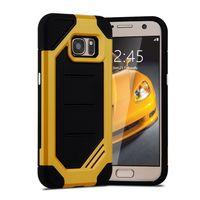iphone5 telefon fälle großhandel-Für iphone5 / 5s / 5se 6 / 6s 6 plus iphone7 / 7plus telefon case zurück abdeckung samsung s7edge case