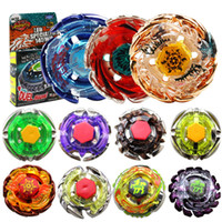 Wholesale free beyblade metal fusion toys resale online - 24models Beyblade Kid Child Boy Toy Metal Fusion beyblade Spinning top Limited Edition OTH602