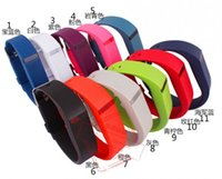 Wholesale Flex Types - 2016 NEW Watch CLASP TYPE Fitbit Flex Band With Clasp Replacement TPU Wrist Strap Wireless Bracelet Wristband With Metal Clasp