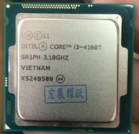 Processore CPU Intel Core i3-4160T 3.1GHz 3MB 5GT / s Processore CPU LGA1150 I3 4160T SR1PH
