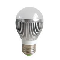 Wholesale used aluminium online - LED Bulb Lights Lamps E27 V V Light Bulb with Smart IC High Brightness Use Aluminium Lamp Body for Hot Releasing Lampada LED Bombillas