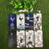 Wholesale Galaxy Premier Case Wholesale - football stars Premier League TPU Phone Case Cover for iPhone6 6s 6Plus 6sPlus For Samsung galaxy s7 S6 S7 Edge