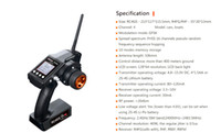 Wholesale Transmitter For Boat - Wholesale- New Radiolink RC4GS 2.4G 4CH Gun Controller Transmitter + R4FG-G Gyro inside Receiver for RC Car   RC Boat