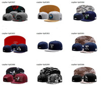 Wholesale Wholesale Strapback Cheap - Good Quality Baseball Caps Church Hats for Men and Women Sport Hip Hop Snapback Fashion Summer Sun Headwear Designer Strapback Cap Cheap