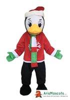 özel maskot takımları toptan satış-Komik Penguen maskot kostüm için christams tatil maskotları kıyafetler için parti kalite maskot aresmascots mascotte mascota de özel suits