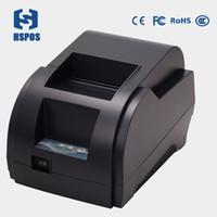 Wholesale Portable Pos Printers - best receipt printer pos printer thermal cheap 58mm usb thermal portable receipt printer for sale High quality HS-58IMU