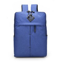 Wholesale Vintage Style Large Canvas Backpack - Casual vintage men canvas backpacks high quality outdoor travel camping backpacks large capacity Portable and backpack big bag