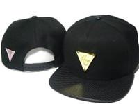 Wholesale Hater Black Snapback - New Floral Snapback Hats Flat Baseball Cap Hater Bone Aba Reta Hip Hop Gorras Women Casquette Hat