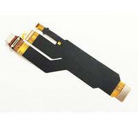 cable micro flex al por mayor-Original nuevo cable flex USB para Sony XZ Micro Dock Charger Connector Board Puerto de carga USB Flex Cable Replacement