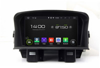 Wholesale Cruze Dash - Android 5.1 Car DVD Player for Holden Chevrolet Cruze with GPS Navigation Radio BT USB SD Video Stereo WIFI 1024*600 Capacitive Screen