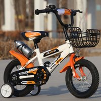 Wholesale Kids Bikes 18 - Freestyle Kids Bike Boy's Bikes and Girl's Bikes with training wheels 12 14 16 18 inch Gifts for children