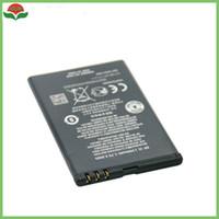Wholesale Bp 3l Battery - ISUN New Original battery for Nokia BP-3L phone battery for Nokia Lumia 710 510 603 303 603 610 3030 505 610C 900 1300mAh