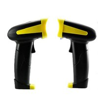 Wholesale Collector Data - Wholesale- Portable 1D Laser Handheld Barcode Scanner Bar Code Reader Data collector Built-in RS232 PC keyboard UBS interface Scanners