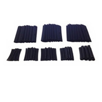 Wholesale Wire Wrap Cable - 150pcs 8 Sizes 1.0-13.0mm Assortment Heat Shrinkable Tube Shrink Tubing Sleeving Wrap Wire Cable Kit