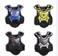 Wholesale Road Motorcycle Armor - MENAT Motorcycle Riding Armor Protector Vest Motocross Off-Road Racing Professional Magic Armor Vest Chest Body Protective Gear Guard