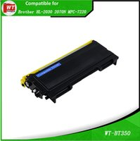 Wholesale toner cartridge for brother - Brother TN350 , Compatible Toner Cartridge for BROTHER HL-2030 2070N MFC-7220 7225 DCP-7010 FAX-2080 2020 , BK - 2,500 pages