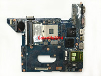 Wholesale Motherboard Hp Dv4 Amd - for HP DV4 DV4-2000 Series 590349-001 NAL70 LA-4107P HM55 PGA989 DDR3 Laptop Motherboard Mainboard Working perfect